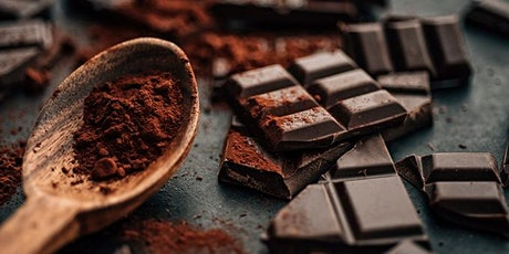 Learn how to make raw chocolate at home! tickets