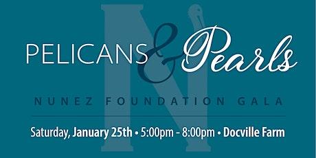 Nunez Foundation Gala 2020 tickets