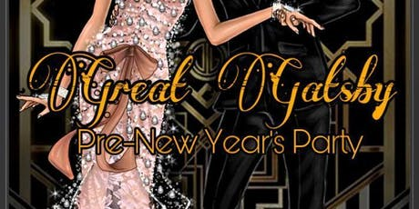 Pre- New Year's Great Gatsby Party tickets
