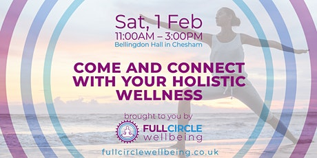 Full Circle Wellbeing Event tickets