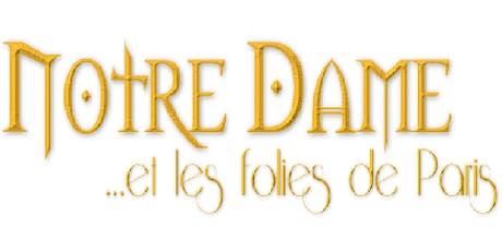 MUSICAL - IL GOBBO DI NOTREDAME DE PARIS biglietti