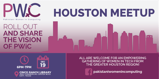 PWiC Houston : Introductory Meetup