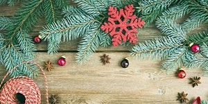 Holiday Arts & Crafts: ages 7+, WINTER 2020