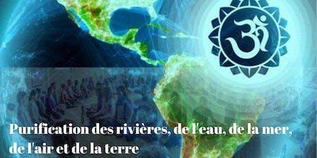 OM Chanting de Pleine Lune - Bois le roi (77) - gratuit billets