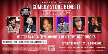 Best Buddies Benefit: Bill Burr, Joey Diaz, Greg Fitzsimmons, +more! tickets
