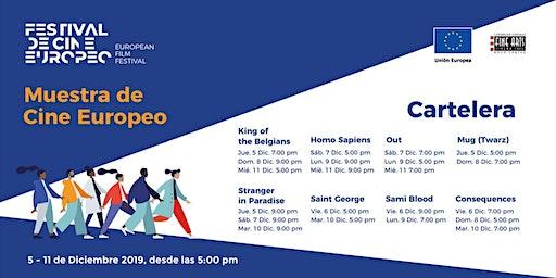 Eurocine 2019 - Santo Domingo