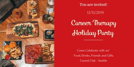 Career Therapy Holiday Party tickets