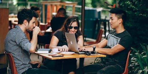 Coffee Chat Envesterly @ Cafebrería El Péndulo Roma