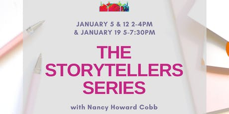 The Storytellers Series tickets