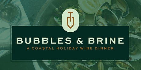 Bubbles and Brine Wine Dinner - Sparkling Wines From Around the World tickets