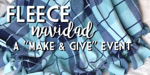 Fleece Navidad: Sponsor a Mom This Christmas