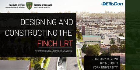 Designing and Constructing the Finch LRT tickets
