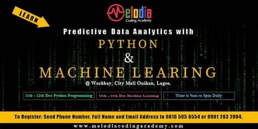 Learn Predictive Analytics Using Python & Machine Learning Training