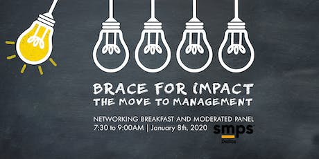 Brace for Impact: The Move to Management tickets