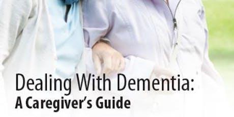 Dealing with Dementia Workshop tickets