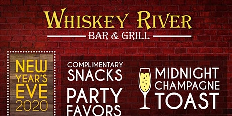 New Year's Celebration at Whiskey River tickets