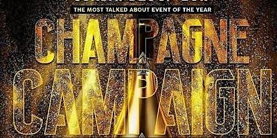 champagne campaign NEW YEARS EVE @ AMAZURA