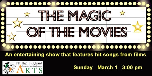 The Magic of the Movies Concert
