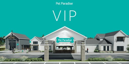 Pet Paradise Oakleaf VIP Party