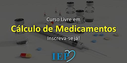 Curso Livre em Cálculo de Medicamentos