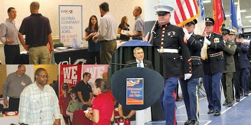 Veterans' Expo and Job Fair - Capital Area 2020