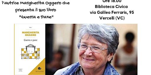 MARGHERITA OGGERO OSPITE A OHUNLIBROCHEFA...ARMONIA  A VERCELLI