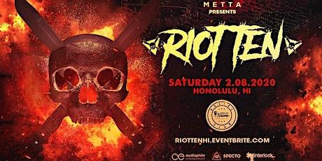 Riot Ten (Honolulu) tickets
