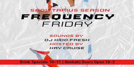 Frequency Fridays 12/13 tickets