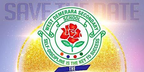West Demerara Secondary  School Reunion tickets