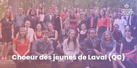 Choeur des jeunes de Laval (QC) billets