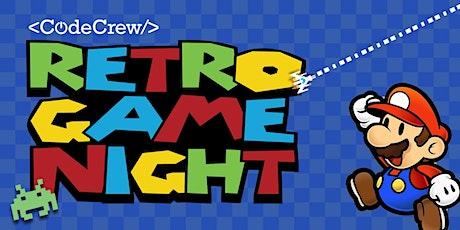 Retro Game Night tickets