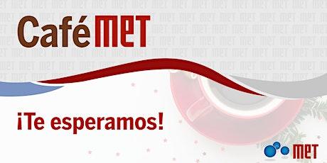 CaféMET: El poder de las redes entradas