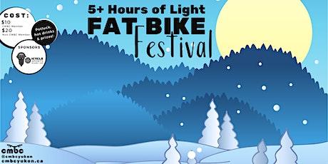 5+ Hours of Light Fat Bike Festival tickets