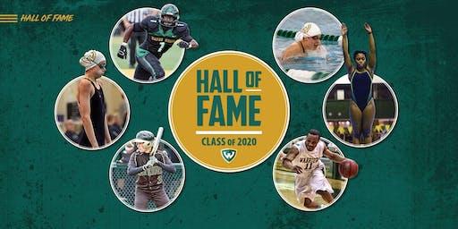 2020 WSU Athletics Hall of Fame