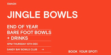 EmAGN: Jingle Bowls tickets