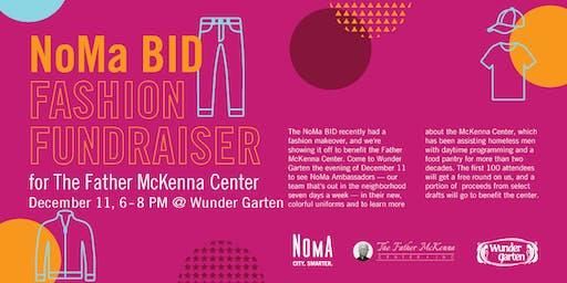 NoMa BID Fashion Fundraiser with the Father McKenna Center