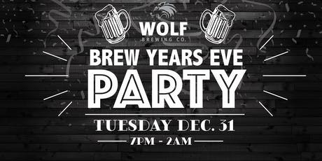 Brew Year's Eve Party! tickets