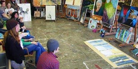 Afternoon Art Critique tickets