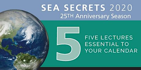 Sea Secrets Lecture Series 2020 with Craig McLean tickets
