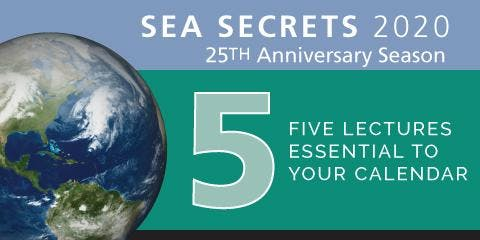 Sea Secrets Lecture Series 2020 with Craig McLean