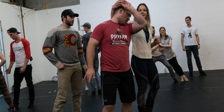 Session 30 - Intermediate A Country Swing - Starts January 5 tickets