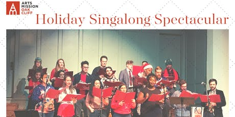 Holiday Singalong Spectacular tickets