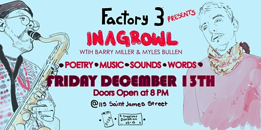 INAGROWL Poetry and Music