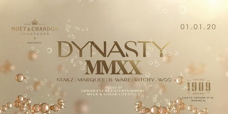 DYNASTY MMXX tickets
