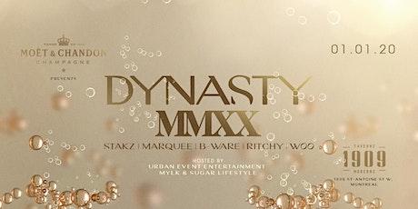 DYNASTY MMXX tickets