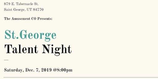 St. George Talent Night