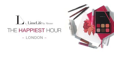 The Happiest Hour with LimeLife by Alcone UK - London tickets