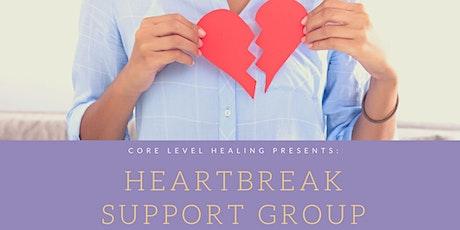 Heal From a Broken Heart Support Group tickets