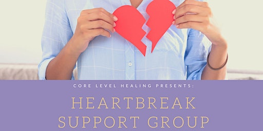Heal From a Broken Heart Support Group