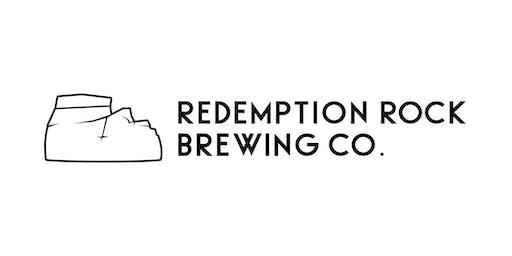 Redemption Rock Brewing Beer Dinner